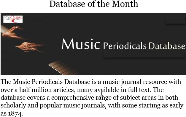 201810 Music Periodicals Database2