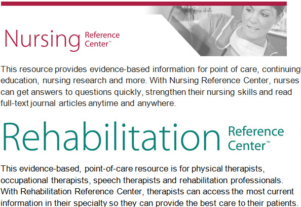 Nursing and Rehab Ref Centers1
