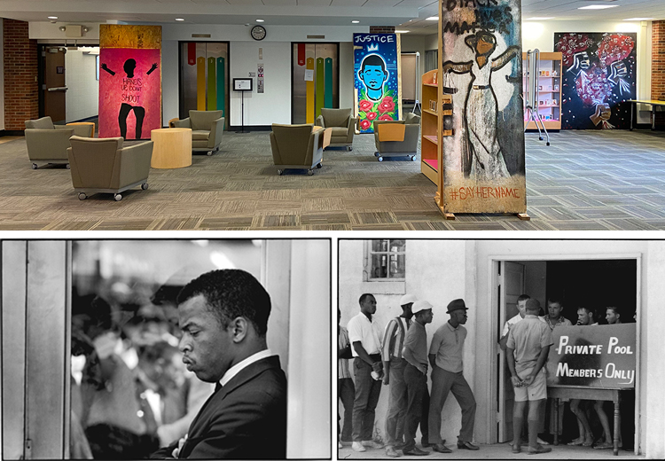 Danny Lyon Exhibit