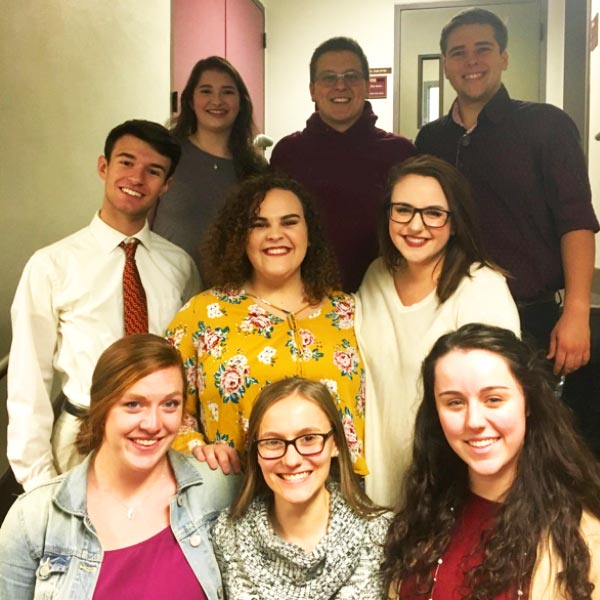 Capital University Voice Students Claim 10 Awards from Statewide Competition